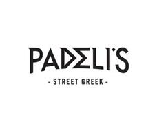 PADELI'S -STREET GREEK -