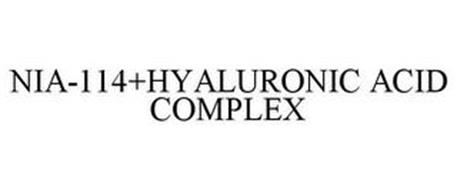 NIA-114+HYALURONIC ACID COMPLEX