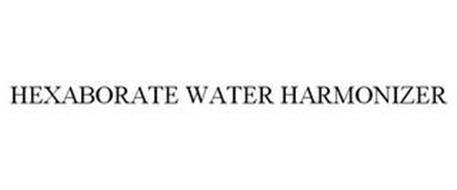 HEXABORATE WATER HARMONIZER