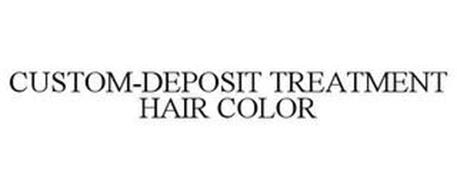 CUSTOM-DEPOSIT TREATMENT HAIR COLOR