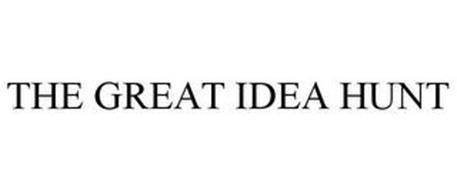 THE GREAT IDEA HUNT
