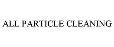 ALL PARTICLE CLEANING