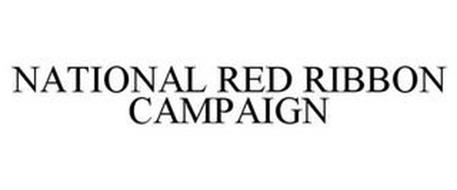 NATIONAL RED RIBBON CAMPAIGN