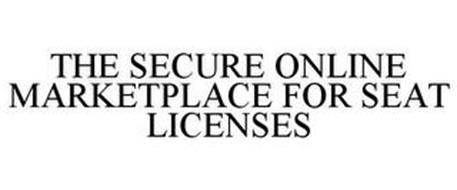 THE SECURE ONLINE MARKETPLACE FOR SEAT LICENSES