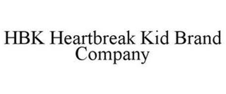HBK HEARTBREAK KID BRAND COMPANY