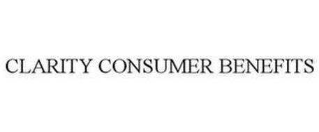 Clarity Consumer Benefits
