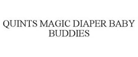 QUINTS MAGIC DIAPER BABY BUDDIES