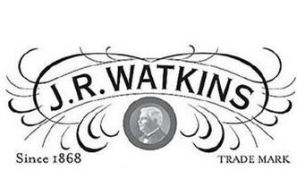 J. R. WATKINS SINCE 1868 TRADE MARK