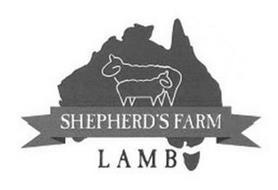 SHEPHERD'S FARM LAMB