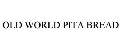 OLD WORLD PITA BREAD