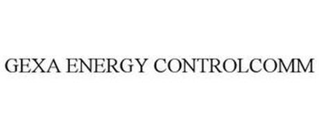 GEXA ENERGY CONTROLCOMM
