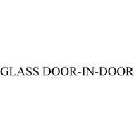 GLASS DOOR-IN-DOOR
