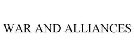 WAR AND ALLIANCES