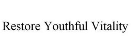 RESTORE YOUTHFUL VITALITY
