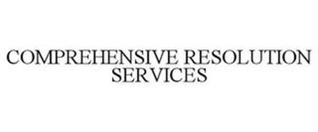 COMPREHENSIVE RESOLUTION SERVICES
