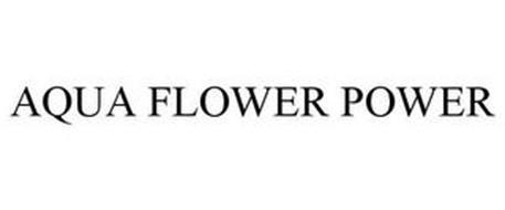 AQUA FLOWER POWER