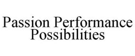 PASSION PERFORMANCE POSSIBILITIES