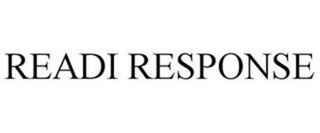 READI RESPONSE