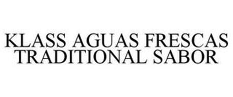 KLASS AGUAS FRESCAS TRADITIONAL SABOR
