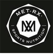 MET·RX · MX SPORTS NUTRITION -