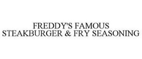 FREDDY'S FAMOUS STEAKBURGER & FRY SEASONING