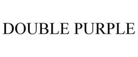 DOUBLE PURPLE