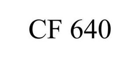 CF 640