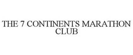 THE 7 CONTINENTS MARATHON CLUB