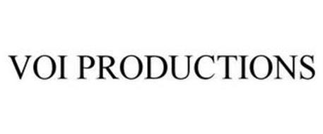 VOI PRODUCTIONS