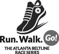 RUN. WALK. GO! THE ATLANTA BELTLINE RACE SERIES