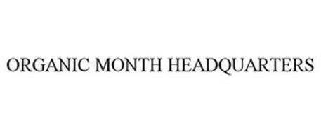 ORGANIC MONTH HEADQUARTERS