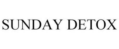 SUNDAY DETOX