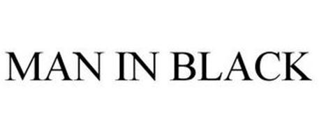 MAN IN BLACK