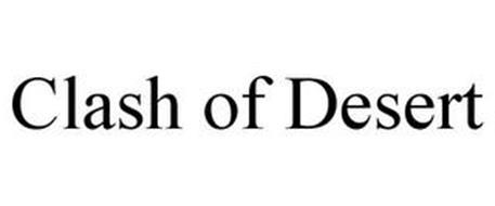 CLASH OF DESERT