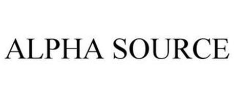 ALPHA SOURCE