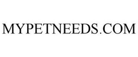 MYPETNEEDS.COM