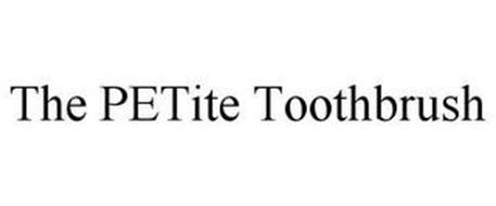 THE PETITE TOOTHBRUSH
