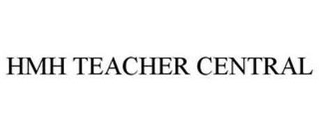 HMH TEACHER CENTRAL