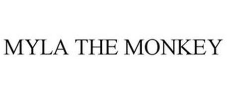 MYLA THE MONKEY