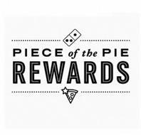 PIECE OF THE PIE REWARDS