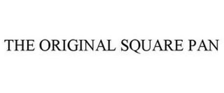 THE ORIGINAL SQUARE PAN