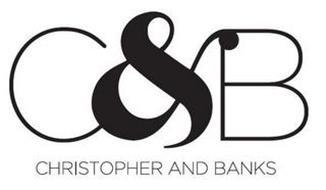 C&B CHRISTOPHER AND BANKS