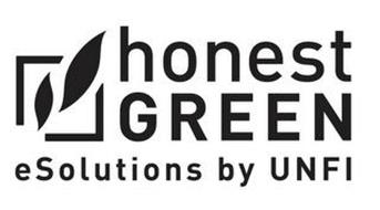 HONEST GREEN ESOLUTIONS BY UNFI