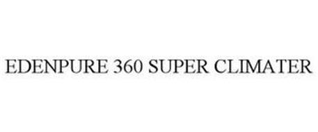 EDENPURE 360 SUPER CLIMATER
