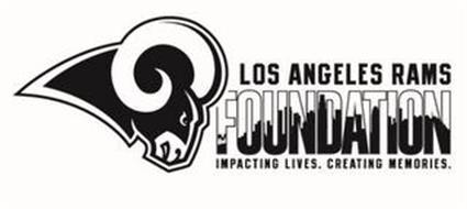 LOS ANGELES RAMS FOUNDATION IMPACTING LIVES. CREATING MEMORIES.