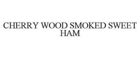 CHERRY WOOD SMOKED SWEET HAM