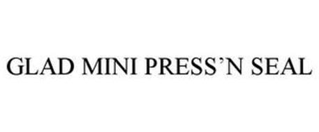 GLAD MINI PRESS'N SEAL