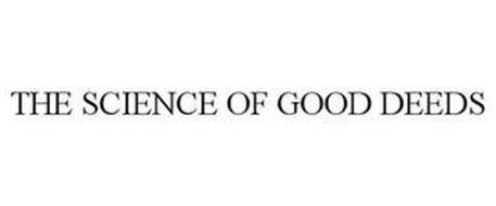 THE SCIENCE OF GOOD DEEDS