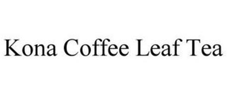KONA COFFEE LEAF TEA