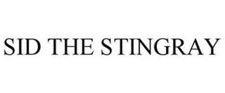 SID THE STINGRAY